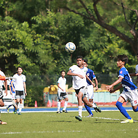 2016 East Zone B Div Football: Tanjong Katong vs St Patrick's