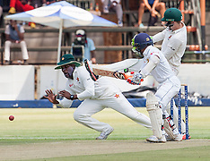 Harare- Zimbabwe v Sri Lanka Test Match 29 Oct 2016