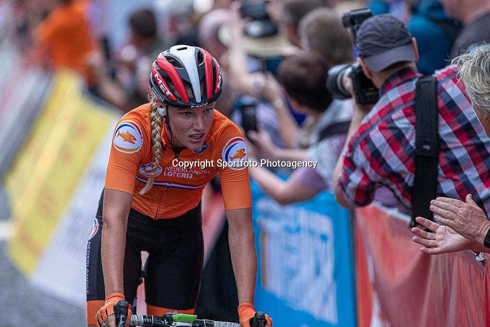 31-05-2019: Wielrennen: Thueringen Rundfahrt vrouwen: Gotha<br />Annemarie Worst