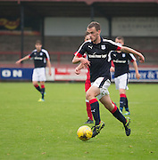 Conor Quigley - Aberdeen v Dundee, SPFL Under 20s League at Glebe Park, Brechin<br /> <br />  - &copy; David Young - www.davidyoungphoto.co.uk - email: davidyoungphoto@gmail.com