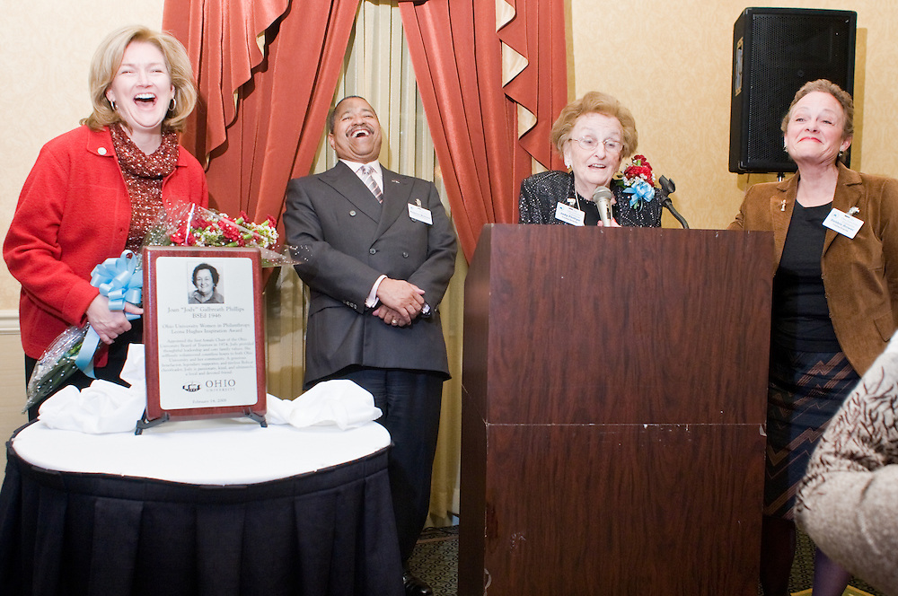 18570Judy Galbreath Phillips, Leona Hughes Inspiration Award   photo by Kevin Riddell