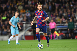 November 5, 2019, Barcelone, Espagne: FOOTBALL: FC Barcelone vs SK Slavia Praha - Champions League - 05/11/2019.Ivan Rakitic. (Credit Image: © Panoramic via ZUMA Press)