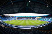 A general view of Hillsborough ahead of the EFL Sky Bet Championship match between Sheffield Wednesday and Swansea City at Hillsborough, Sheffield, England on 9 November 2019.
