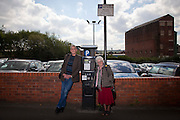 Vin and Mary Malone, ex George Butler  the Cutlers, Sheffield.?.© Martin Jenkinson, tel 0114 258 6808 mobile 07831 189363 email martin@pressphotos.co.uk. Copyright Designs & Patents Act 1988, moral rights asserted credit required. No part of this photo to be stored, reproduced, manipulated or transmitted to third parties by any means without prior written permission.