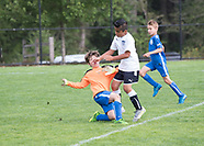 Championship BU11 SilverTC United B07 Navy - Ramos vs Bainbridge Island FC B07 White
