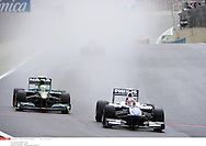 *** Local Caption *** kovalainen (heikki) - (fin) -..hulkenberg (nico) - (ger) -