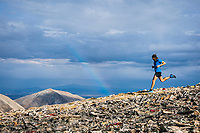 Chasing Rainbows, Joe Grant, Mount Sheridan, Leadville, Colorado.