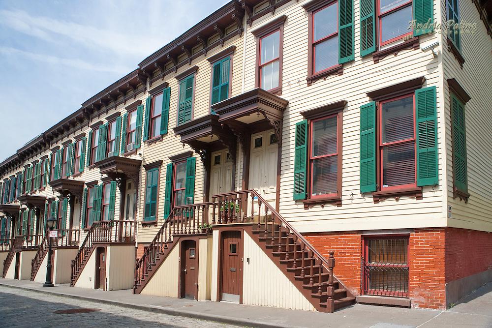 Jumel Terrace Historic District, Manhattan