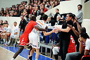 DESCRIZIONE : France Hand D1 Championnat de France D1 A Paris <br /> GIOCATORE : NYOKAS KEVYNN HONRUBIA SAMUEL BERTHIER FRANCOIS<br /> SQUADRA : Paris<br /> EVENTO : FRANCE Hand D1<br /> GARA : Paris Montpellier<br /> DATA : 16/11/2011<br /> CATEGORIA : Hand D1 <br /> SPORT : Handball<br /> AUTORE : JF Molliere <br /> Galleria : France Hand 2011-2012 Action<br /> Fotonotizia : France Hand D1 Championnat de France D1 a Paris <br /> Predefinita :