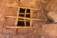 Jail House Ruins, Bullet Canyon, Grand Gulch Primitive Area, Cedar Mesa Utah Bears Ears National Monument