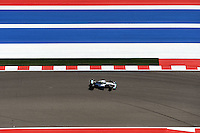 Nico Rosberg (GER) Mercedes AMG F1 W05.<br /> United States Grand Prix, Saturday 1st November 2014. Circuit of the Americas, Austin, Texas, USA.