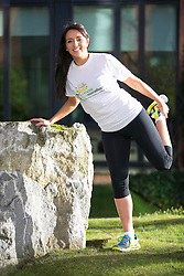 Repro Free: 18/02/2014<br /> Broadcaster and fitness instructor Louise Heraghty of 2fm fame is pictured to announce that registration opens on Wednesday 19th February for the 2014 Flora Women&rsquo;s Mini Marathon. Participants are advised to register early as the event regularly reaches maximum capacity in advance of the closing date. The popular 10k event takes place on Monday, 2nd June. The Flora Women&rsquo;s Mini Marathon is the biggest all-women&rsquo;s event of it&rsquo;s kind in the world and it draws over 40,000 participants each year. Since the biggest event began, over &euro;173m has been raised for Irish Charities, making it the biggest single day charity event in Ireland. Picture Andres Poveda