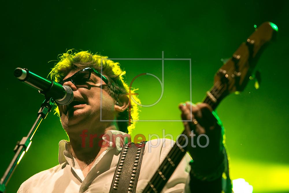 Abreu e Lima (PE), 19/09/2013 - Titãs foi a primeira grande atração nacional a tocar no festival multicultural de abreu e lima. Foto: Flavio Alves / Frame
