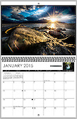 SOLD OUT! - 2015 Calendar