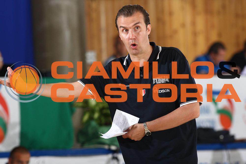DESCRIZIONE : Bormio Raduno Collegiale Nazionale Italiana Maschile Allenamento<br /> GIOCATORE : Simone Pianigiani Coach team Italia<br /> SQUADRA : Nazionale Italia Uomini <br /> EVENTO : Raduno Collegiale Nazionale Italiana Maschile <br /> GARA : <br /> DATA : 30/06/2010 <br /> CATEGORIA : ritratto<br /> SPORT : Pallacanestro <br /> AUTORE : Agenzia Ciamillo-Castoria/GiulioCiamillo<br /> Galleria : Fip Nazionali 2010 <br /> Fotonotizia : Bormio Raduno Collegiale Nazionale Italiana Maschile Allenamento<br /> Predefinita :