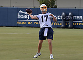 NFL-Los Angeles Chargers Practice-Nov 29, 2019