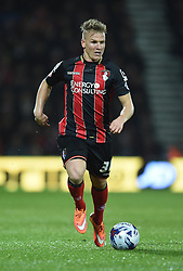Bournemouth's Matt Ritchie - Photo mandatory by-line: Paul Knight/JMP - Mobile: 07966 386802 - 17/12/2014 - SPORT - Football - Bournemouth - Goldsands Stadium - AFC Bournemouth v Liverpool - Capital One Cup
