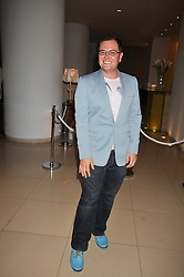 ALAN CARR at the St.Martins Lane Hotel 10th year bash held on 9th September 2009.