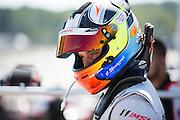 September 29, 2016: IMSA Petit Le Mans, #27 Cedric Sbirrazzuoli, Dream Racing, Lamborghini Huracán GT3