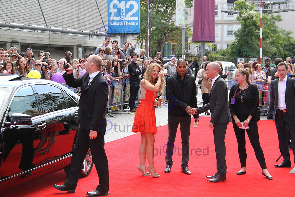 Kimberley Walsh, from 'Girls Aloud' Horrid Henry World Premiere, BFI Southbank, London, UK, 24 July 2011:  Contact: Rich@Piqtured.com +44(0)7941 079620 (Picture by Richard Goldschmidt)