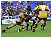 London Irish v London Wasps. 29-9-2002. Season 2002-2003.