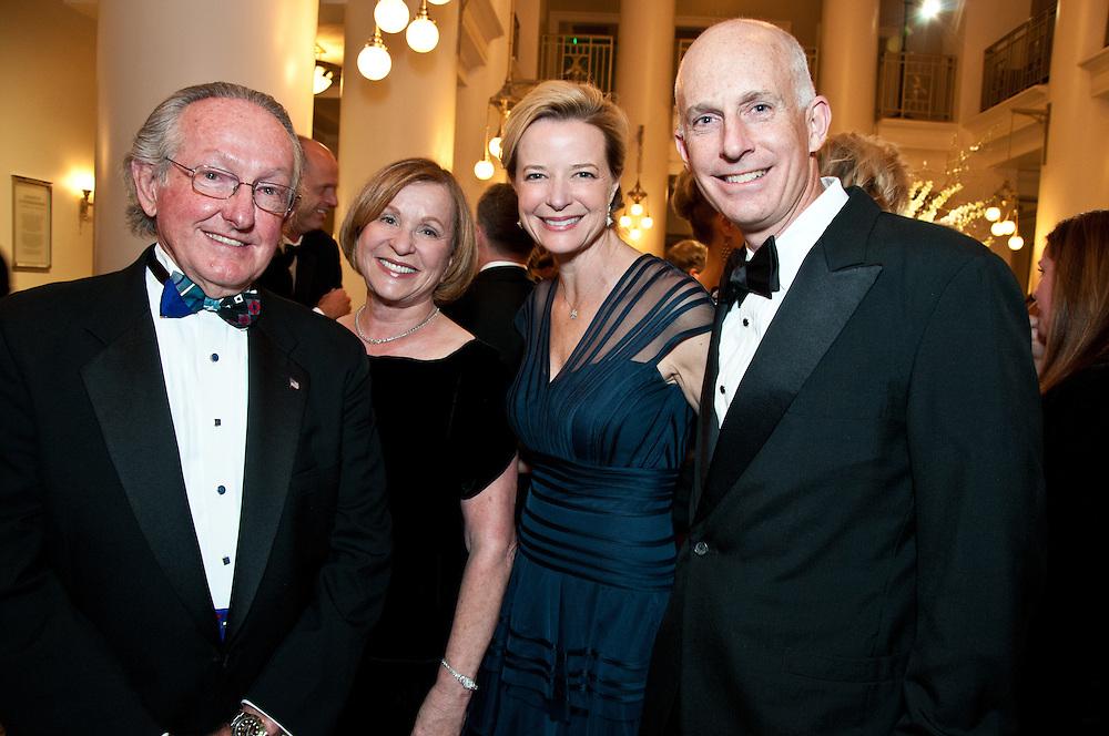 Joe and Judy Barker, Dallas and T.J. Wilt