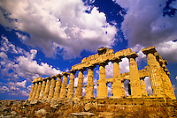 Greek Temple, Selinunte, Sicily, Italy