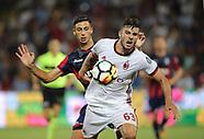 FC Crotone v AC Milan - 20 Aug 2017