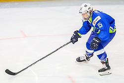 Pren Pia of Slovenia during hockey match between Slovenia and Great Britain in IIHF World Womens Championship, Division II, Group A, on April 4, 2018 in Ledena dvorana Maribor, Maribor, Slovenia. Photo by Ziga Zupan / Sportida