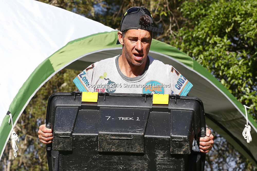 NELSON, NEW ZEALAND - April 4: GODZone C5 Adventure Race Day 3 on April 4 2016 in Nelson, New Zealand. (Photo by: Evan Barnes Shuttersport Limited)