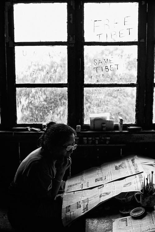 Tibetan Refugee Self Help Centre in Darjeeling, India