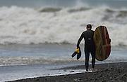 Surfer at the beach. Photo: Alphapix / PHOTOSPORT