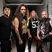 Portraits: Slayer (Mayhem Fest 2009)
