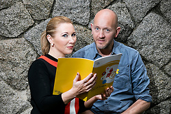 Repro Free: Dublin: 05/10/2105 Cancer Survivour Triona Farrell and her husband John are pictured at the launch of the Irish Cancer Society&rsquo;s report of an in-depth survey called &lsquo;The Real Cost of Cancer&rsquo;. The research, which carried out by Millward Brown, shows that many cancer patients and their families face a financial crisis while they are going through their treatment. A large number of patients face a severe drop in income while at the same time running up extra bills on a range of items. <br /> The average extra spend per month for a cancer patient, even those with a medical card or private health insurance, is &euro;862, according to the survey, while those who cannot work, work less or lose income as a result of having cancer face an income drop averaging &euro;1,400 a month, or &euro;16,750 per year. Picture Andres Poveda<br /> Ends<br /> For media information:<br /> &Oacute;rla Sheils<br /> Communications Officer, Irish Cancer Society<br /> T: 01 231 0559 / 087 645 3867