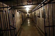 Auschwitz Concentration Camp. Prisons, on Sunday, Apr. 16, 2006. **ITALY OUT**