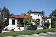 The Original Ole Hanson House in San Clemente California