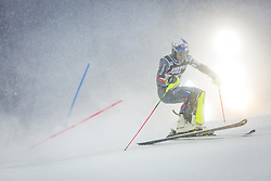 """Alexis Pinturault (FRA) during FIS Alpine Ski World Cup 2016/17 Men's Slalom race named """"Snow Queen Trophy 2017"""", on January 5, 2017 in Course Crveni Spust at Sljeme hill, Zagreb, Croatia. Photo by Ziga Zupan / Sportida"""