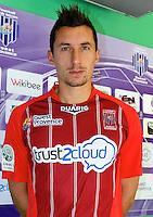 Arnaud BALIJON - 17.09.2013 - Photo Officielle Istres - Ligue 2<br /> Photo : Icon Sport