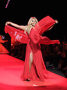 American Heart Association's Go Red For Women Red Dress Collection 2015 at New York Fashion Week, Thursday, Feb. 12, 2015. (Photo by Diane Bondareff)