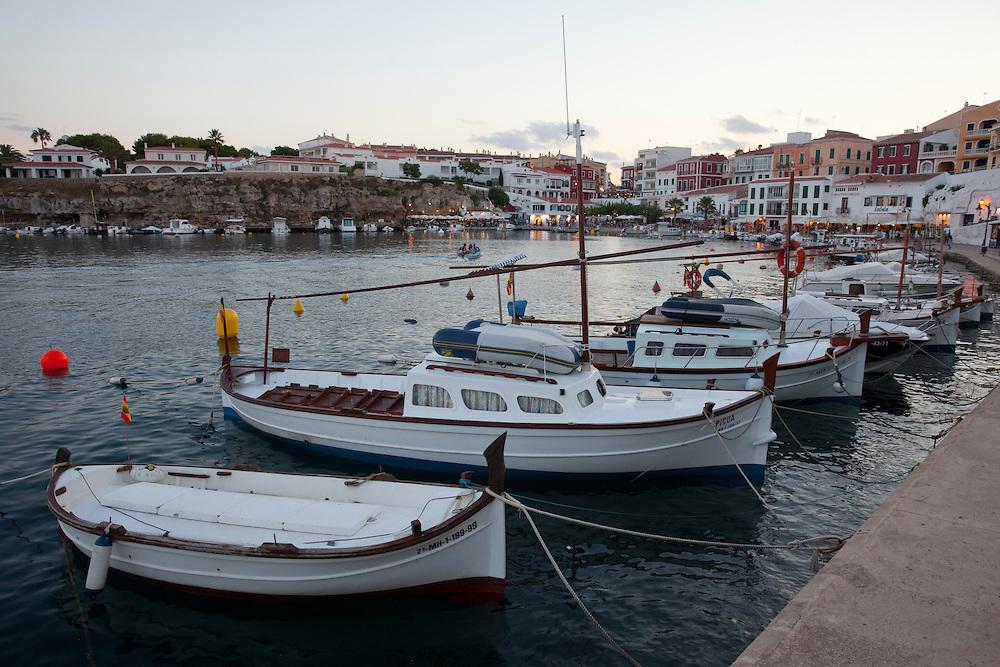 Es Castells, Menorca, Spain.
