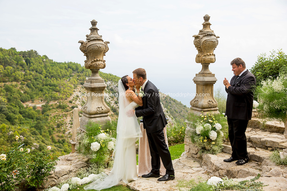 9/16/15 7:59:38 AM -- Eze, Cote Azure, France<br /> <br /> The Wedding of Ruby Carr and Ken Fitzgerald in Eze France at the Chateau de la Chevre d'Or. <br /> . &copy; Todd Rosenberg Photography 2015