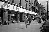 1963 - Findlaters grocer, Upper O'Connell Street, Dublin