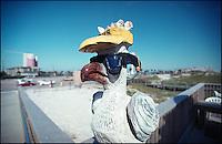 Pensacola beach, Floriada USA, 10-2002