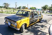 Local Taxi, Santiago de Cuba