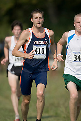 Virginia Cavaliers Ryan Foster..The Virginia Cavaliers hosted the 2007 Lou Onesty Invitational Cross Country meet at Panorama Farms near Charlottesville, VA on September 7, 2007.