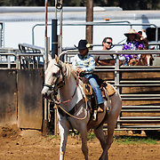 Sunday Barrel Racing