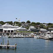 Nantucket Harbor on Nantucket Island, Massachusetts, USA. Photo Tim Clayton