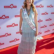 NLD/Amsterdam/20190705 - inloop Dance4Life Benefietgala 2019, Sharon Pieksma, Miss Nederland 2019