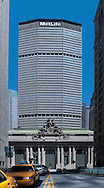 Grand Central,  Met Life building, designed by Emery Roth & Sons, New York City, Park Avenue