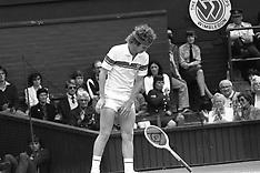 Smashed Wimbledon
